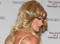 Alexander Skarsgard unrecognisable in drag