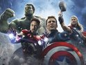 Captain America, Iron Man, Thor and The Hulk are all there... but where's Scarlett Johansson?