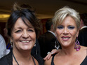 Myra Stratton and Samantha Fox, 2010
