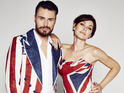 Emma Willis and Rylan Clark will return for a new star-filled series later this month.