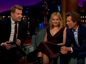 James Corden rips off Buzzcocks on The Late, Late Show