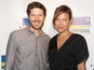 Zach Gilford, Kiele Sanchez having baby