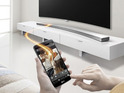 Connected soundbar joins LG's Music Flow range.