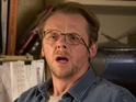 Simon Pegg goes Bruce Almighty in this dreadful Monty Python comedy.