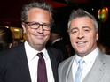 """Neither Perry nor Matt LeBlanc were invited, but LeBlanc added: """"The girls were there."""""""