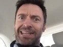 The Wolverine actor continues to be amazing with his latest video.