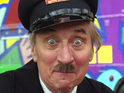 The actor - best known for playing Blakey in the classic sitcom On the Buses - passes away in London.