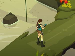 Lara Croft Go: All Mechanics
