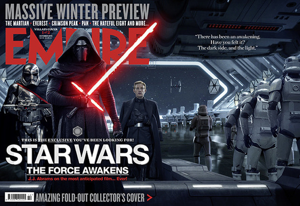 Empire's new Star Wars cover