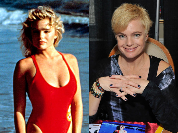 curiosities baywatch cast then and now the surprising