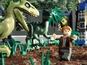 Jurassic World in 90 seconds... in Lego!