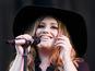 Ella Henderson defies the rain at V Festival