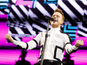 Olly Murs brings Ella Eyre out at V Festival
