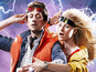 See amazing Back to the Future engagement photo