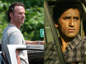 Cliff Curtis says he has hopes of teaming up with Rick Grimes once Fear establishes itself.