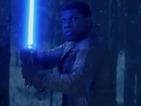 Watch this badass new Star Wars The Force Awakens teaser: Finn and Kylo Ren are ready for a light saber battle
