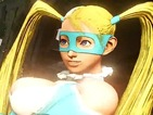 Rainbow Mika joins the roster of playable characters in Street Fighter 5