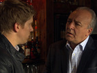 Lawrence is forced to contemplate Robert's offer of help in Thursday's episode.