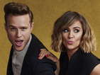 The X Factor's Olly Murs and Caroline Flack: 'We flirted a little but we're just friends'
