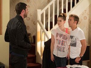 David and Kylie are shocked when Callum makes a demand