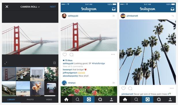 Landscape Photos on Instagram Instagram Landscape Format