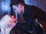 Lady Gaga as The Countess & Matt Bomer as Donovan in American Horror Story: Hotel