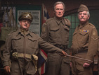 Spot the difference! New Dad's Army photo recreates famous TV show still