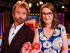 The tables are turned! Noel Edmonds plays Deal Or No Deal in 10th anniversary special