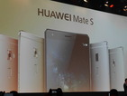 Huawei Mate S launches with Apple Watch-inspired Force Touch display