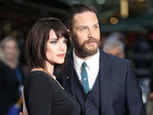 Are Tom Hardy and his wife Charlotte Riley expecting their first child together? This picture suggests so