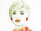 These X Factor judges fruit n' veg portraits aren't at all creepy...