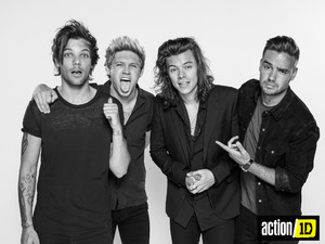 One Direction for Save The Children