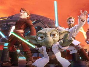 Disney infinity 3.0 is out now on consoles and PC