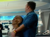 Simon Pegg shares outtakes from the set of Star Trek Beyond