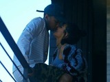 Tyga and Kylie Jenner in 'Stimulated' music video