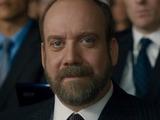 Paul Giamatti as Chuck Rhoades in Billions