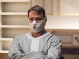 Mads Mikkelsen in the Hannibal series finale 'The Wrath of the Lamb'