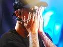 Justin Bieber cries at VMAs