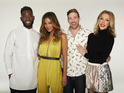 Ricky Wilson, Nicole Scherzinger and Tinie Tempah have signed up for Sky1's new panel show Bring the Noise.