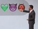 Princess emoji + devil emoji + demon emoji = Nicki Minaj?!