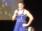 See John Barrowman in a TARDIS dress