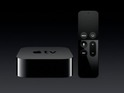 Apple's new TV streaming box is all about the apps.