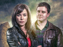 Gwen Cooper and Rhys Williams don't want to be Forgotten.