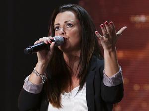 Sherilyn on The X Factor 2015: Episode 7