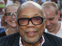 Quincy Jones doing fine after health scare