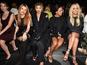 Is Rita Ora feeling awkward at NYFW?