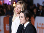 Ellen Page on red carpet with girlfriend