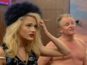 """Bobby Davro reveals that he helped Stevi to """"mature"""" during his time in the house."""