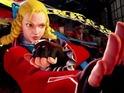 Karin Kanzuki was last seen in Street Fighter Alpha 3, where she was the rival of Sakura.