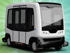 Electric shuttle to kickstart the self-driving revolution.